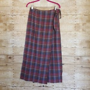 Wrap Skirt Vintage 90s